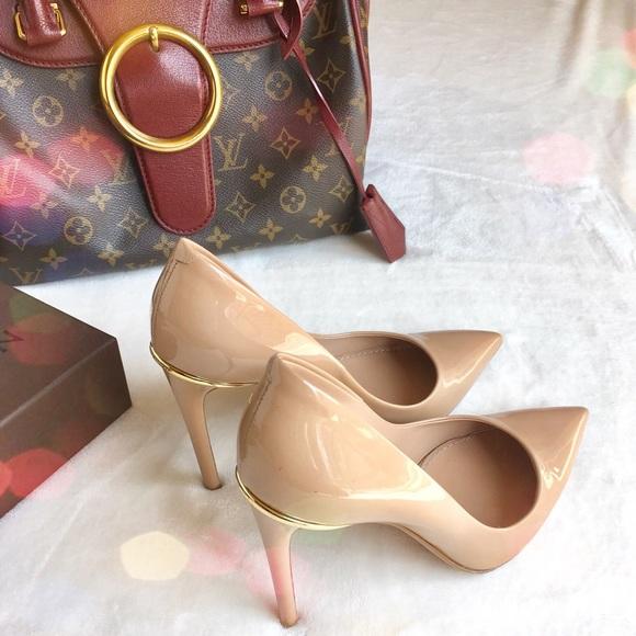 39f504f9d94f Louis Vuitton Shoes - FINAL SALE 💋Louis Vuitton Eyeline Pump Nude